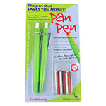 Pan Pens PAPE12 Pan Pen - Includes (2)Pens with (10)Refills