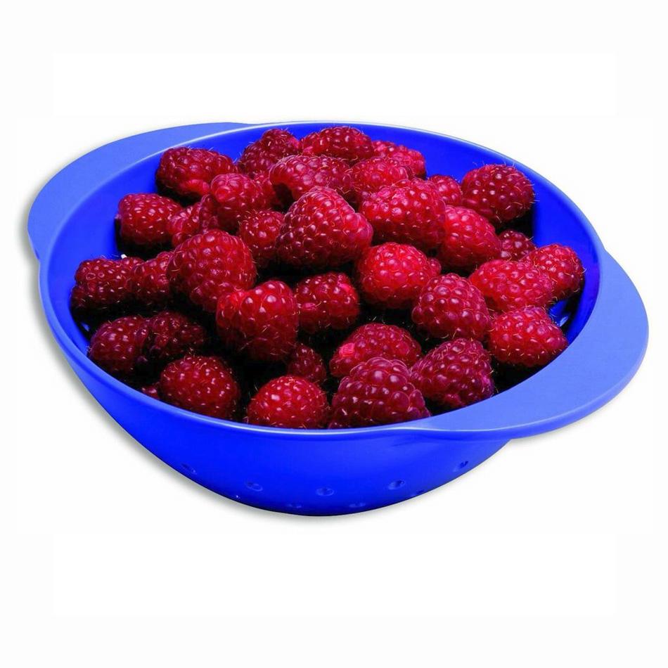 Tovolo 80-50015B Mini Melamine Berry Colander - Stratus Blue