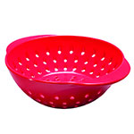 Tovolo 81-9523 Mini Melamine Berry Colander - Candy Apple