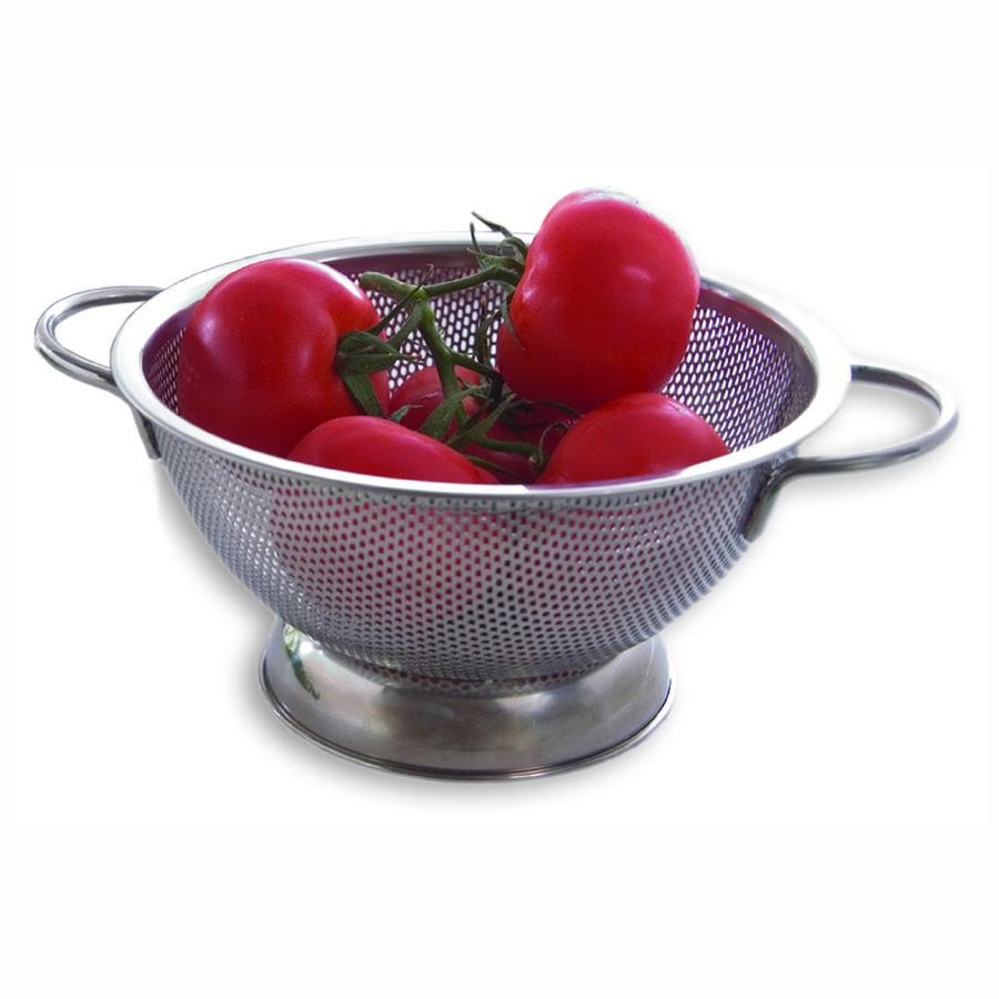 Tovolo 80-5102 Large Perforated Colander - Stainless