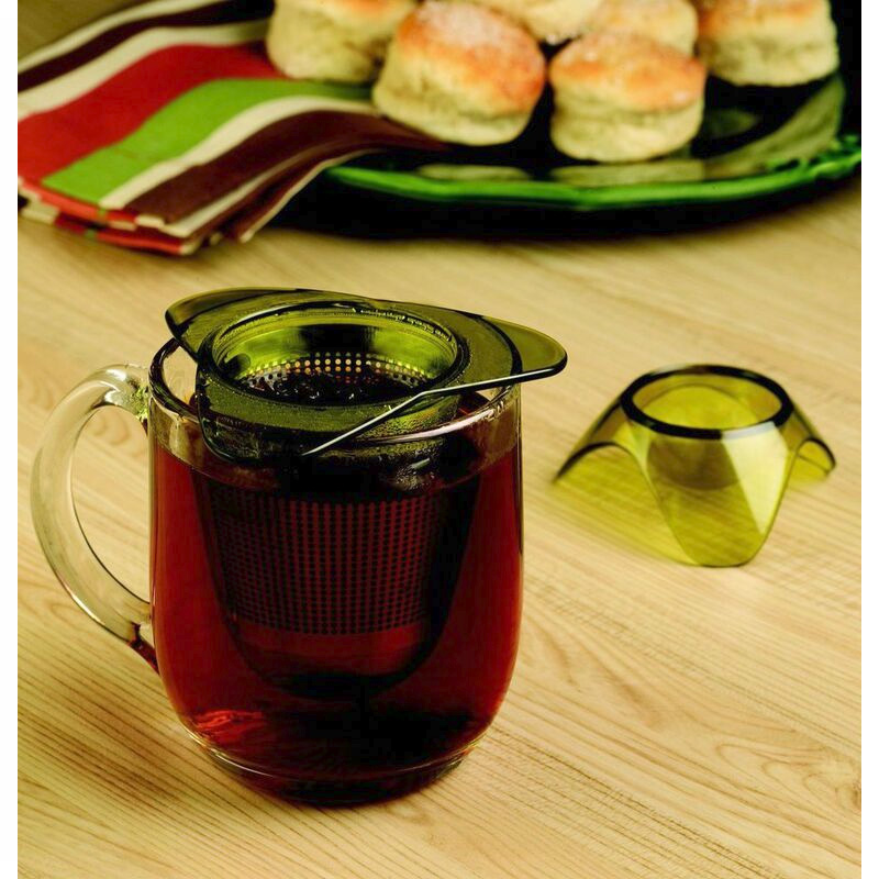 Tovolo 80-6200GN In Mug Tea Infuser