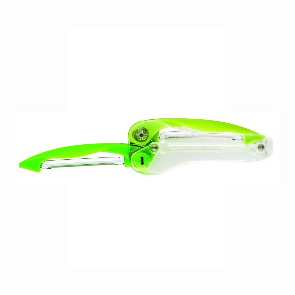 Tovolo 80-7174 Two-Blade Pop Up Peeler