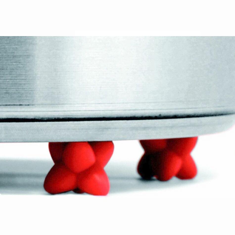 Tovolo 80-8775 Tumble Trivet Set - Chili Pepper