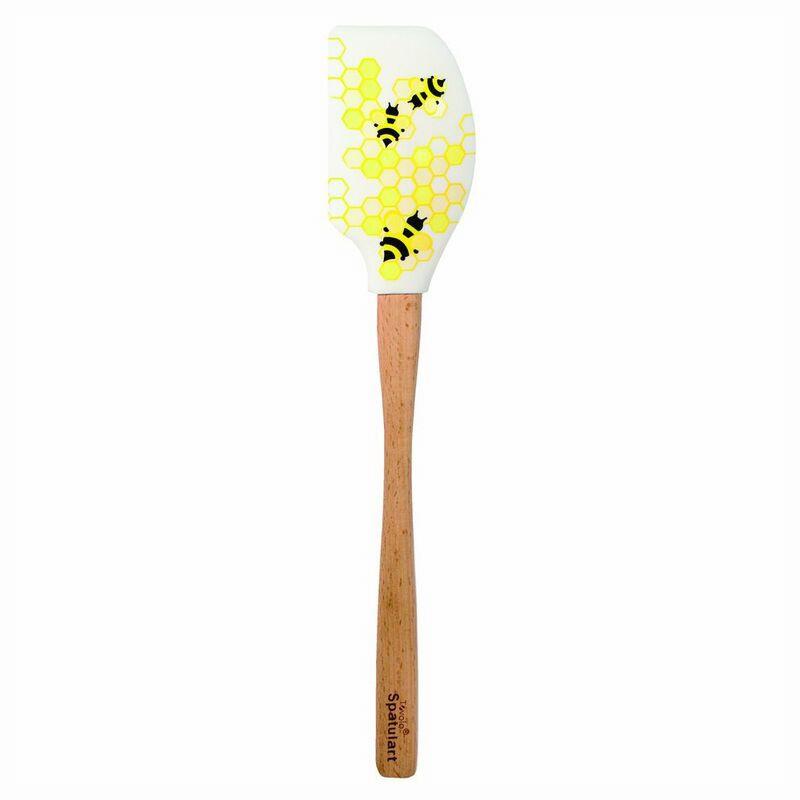 Tovolo 80-9567 Honeycomb Bee Spatula - BPA Free