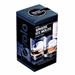 Tovolo 80-9697 Sphere Ice Molds - Set of 2