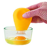 Tovolo 81-3484 Silicone Yolk Out