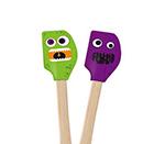 Tovolo 81-3637 Mini Halloween Monster Spatulas