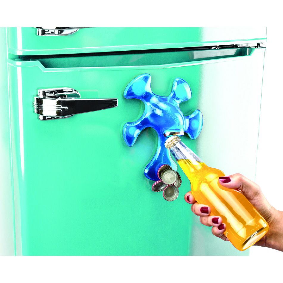 Tovolo 81-4283 Magnetic Bottle Opener - Gray