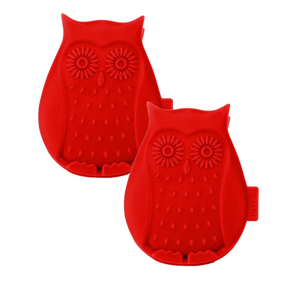 Tovolo 81-8038 Owl Bag Clips - Set of 2