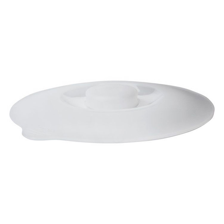 """Tovolo 81-8885 8"""" Quick Seal Silicone Lid - Microwavable, BPA Free"""