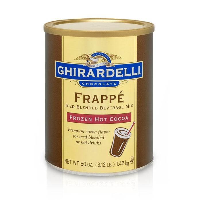 Ghirardelli 66213 3.12-lb Frozen Hot Cocoa Mix
