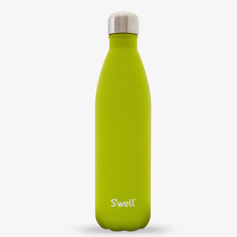 S'well LWB-PER02 25-oz Insulated Water Bottle - BPA Free, 18/8 Stainless, Peridot