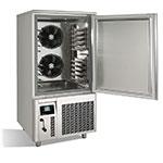 "Infrico IBC-ABT141L 33"" Floor Model Blast Chiller - (14) Pan Capacity, 230v/1ph"