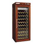 """Infrico IMD-EVV100 25.87"""" One Section Wine Cooler w/ (1) Zone, 100-Bottle Capacity, 115v"""