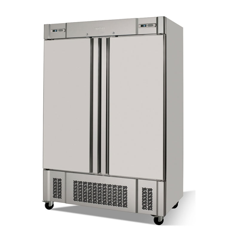 Infrico IRR-AN49MX 54.5 Two Section Commercial Refrigerat...