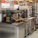 Infrico IUC-MR41BT 8-cu ft Work Top Freezer w/ (1) Section & (1) Door, 115v