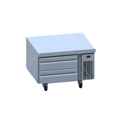 "Infrico IUC-MSG36 36.63"" Chef Base w/ (2) Drawers - 115v"