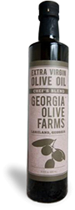 Georgia Olive Farms EVOO500ML 16.9-oz Extra Virgin Olive Oil