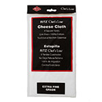 Ritz CLCH242004-1 4-yd Extra-Fine Grade Cheese Cloth - Cotton, White