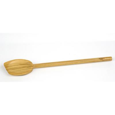 """Berard BER22274 12"""" Pointed Olive Wood Spoon"""