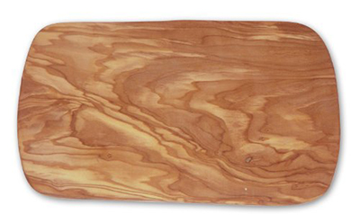 Berard BER54170 Olive Wood Cutting Board, 9x6""