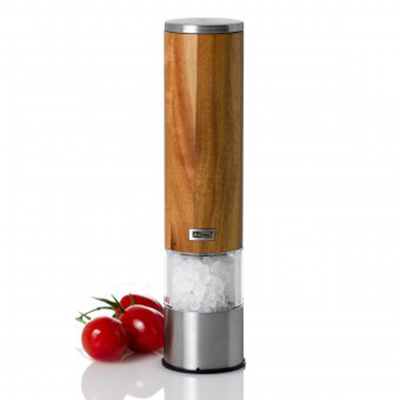 "Adhoc 78EP60 9"" Electric Pepper Mill - Woodmatic"