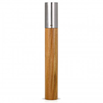 "Adhoc 78MP82 20"" Pepper Mill - Acacia Wood and Stainless"