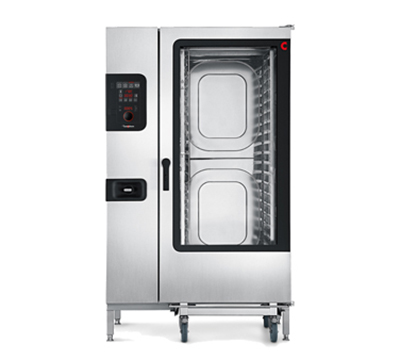 Convotherm C4 ED 20.20ES Full-Size Roll-In Combi-Oven, Boilerless, 208-240v/3ph