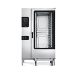 Convotherm C4 ED 20.20GB Full-Size Roll-In Combi-Oven, Boiler Based, LP