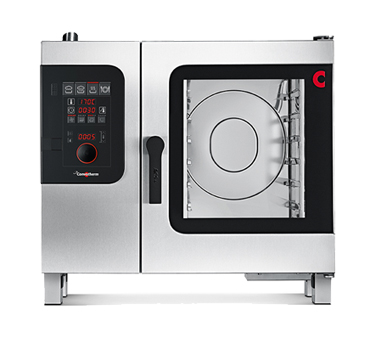 Convotherm C4 ED 6.10EB Half-Size Combi-Oven, Boiler Based, 208-240v/3ph