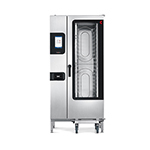 Convotherm C4 ET 20.10GS Half-Size Roll-In Combi-Oven, Boilerless, NG