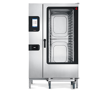 Convotherm C4 ET 20.20ES Full-Size Roll-In Combi-Oven, Boilerless, 208-240v/3ph