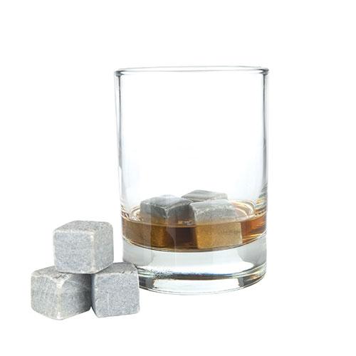 True Brands 2349 Ice Cube Rocks - Soapstone