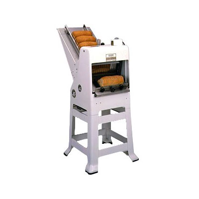 Oliver 797-N Gravity-Feed Bread Slicer w/ Last-Loaf Pusher, Gravity-Feed, 115v