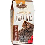 The Invisible Chef 1189 16-oz Coffee & Tea Cake Mix - Chocolate Truffle