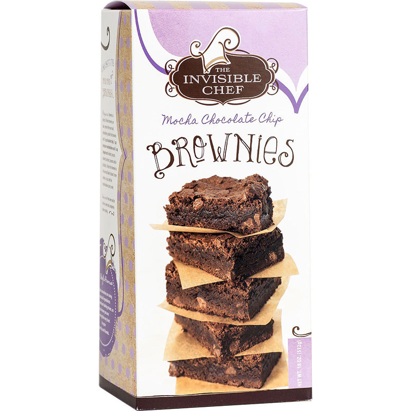 The Invisible Chef 1271 18-oz Blondie Mix - Mocha Chocolate Chip