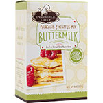 The Invisible Chef 1400 16-oz Pancake & Waffle Mix - Buttermilk