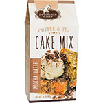 The Invisible Chef 1462 16-oz Coffee & Tea Cake Mix - Mocha Latte