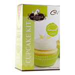 The Invisible Chef 1516 24-oz Cupcake & Frosting Kit - Limoncello