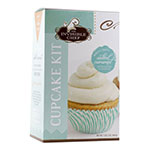 The Invisible Chef 1523 24-oz Cupcake & Frosting Kit - Salted Caramel