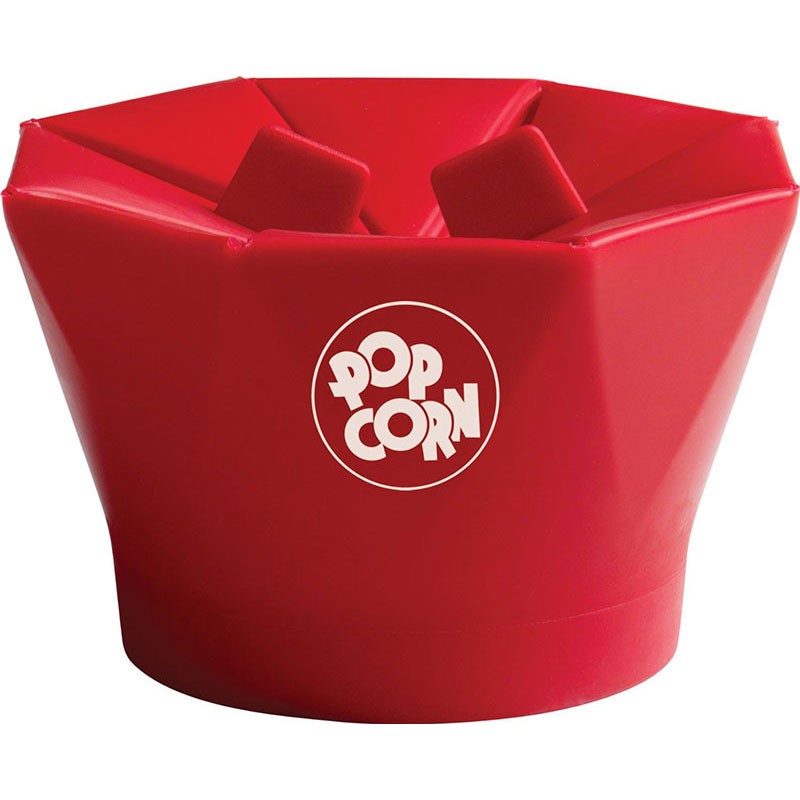 Chef'n 102-729-005 PopTop™ Popcorn Popper - 10-cup Capacity, Silicone