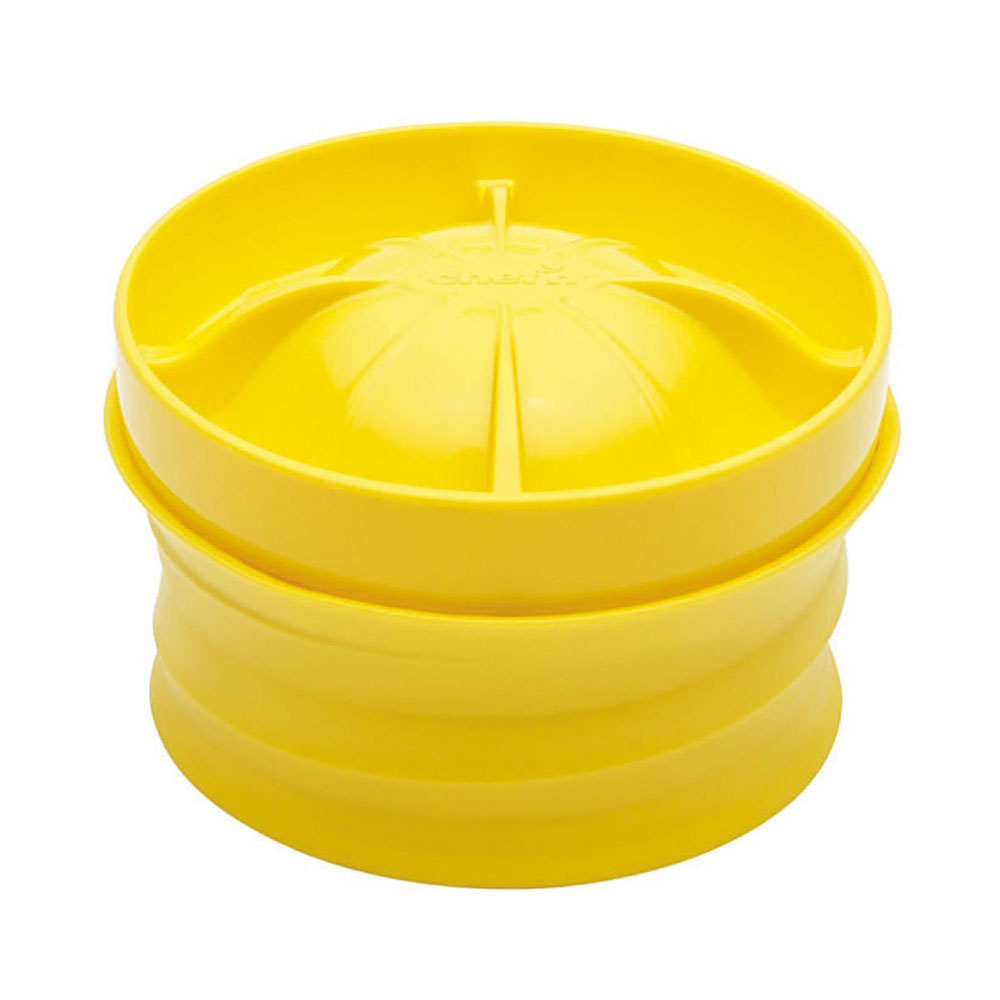 Chef'n 102-904-017 Lemon-Aid Citrus Spiralizer w/ Stainle...