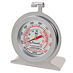 "Escali THDLOV 2.38"" Dial Oven Thermometer w/ 40° to 500°F Temperature Range"