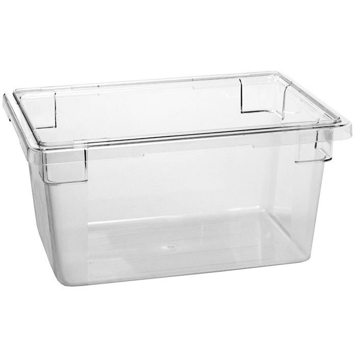 "PolyScience FTP18 18-liter Tank for Immersion Circulators - 12"" x 18"" x 9"", Polycarbonate"