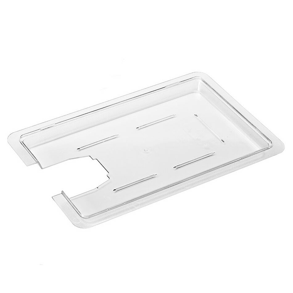 "PolyScience P83LCH Lid for 49-, 64-, & 83-liter Tanks - 18"" x 26"", Polycarbonate"