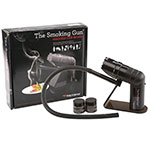 PolyScience SG2PSC Smoking Gun Handheld Food Smoker w/ Smoking Chips
