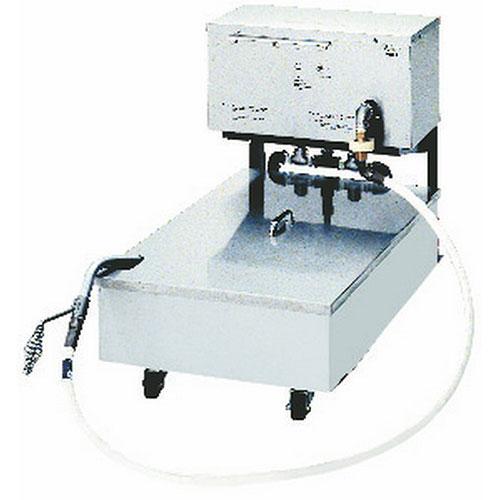 Dean MF90/80LP 80-lb Commercial Fryer Filter - Gravity, 120v