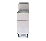 Dean SM50G Gas Fryer - (1) 50-lb Vat, Floor Model, NG