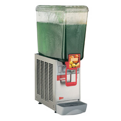 "Crathco 20/1PD 7"" Cold Beverage Dispenser w/ 5.4-gal Bowl, 120v"