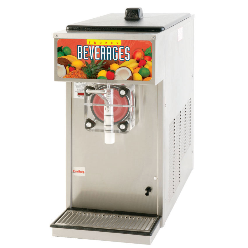 Crathco 3311 1.5-gal Single Flavor Frozen Drink Machine, 120v